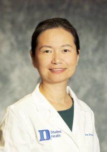 Fan Zhou, MD.